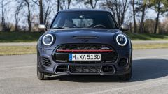 Mini John Cooper Works con GP Pack: il frontale