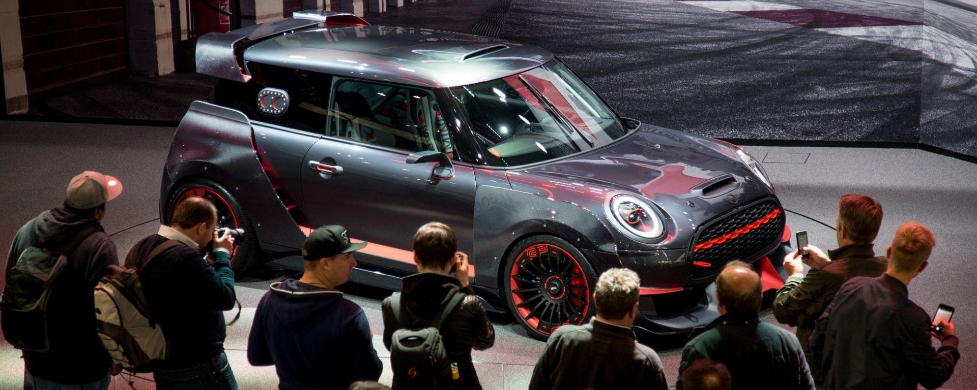 Mini John Cooper Works GP Concept: la più estrema