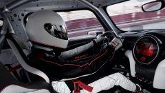 Mini John Cooper Works GP Concept: dettaglio del sedile da corsa