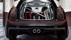 Mini John Cooper Works GP Concept: la gabbia di protezione