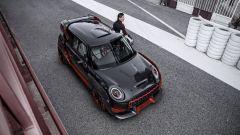 Mini John Cooper Works GP Concept: vista dall'alto