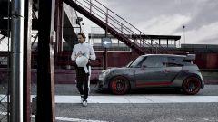 Mini John Cooper Works GP Concept: vista laterale