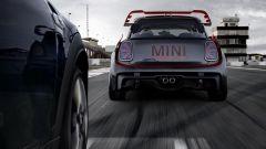 Mini John Cooper Works GP Concept: vista posteriore