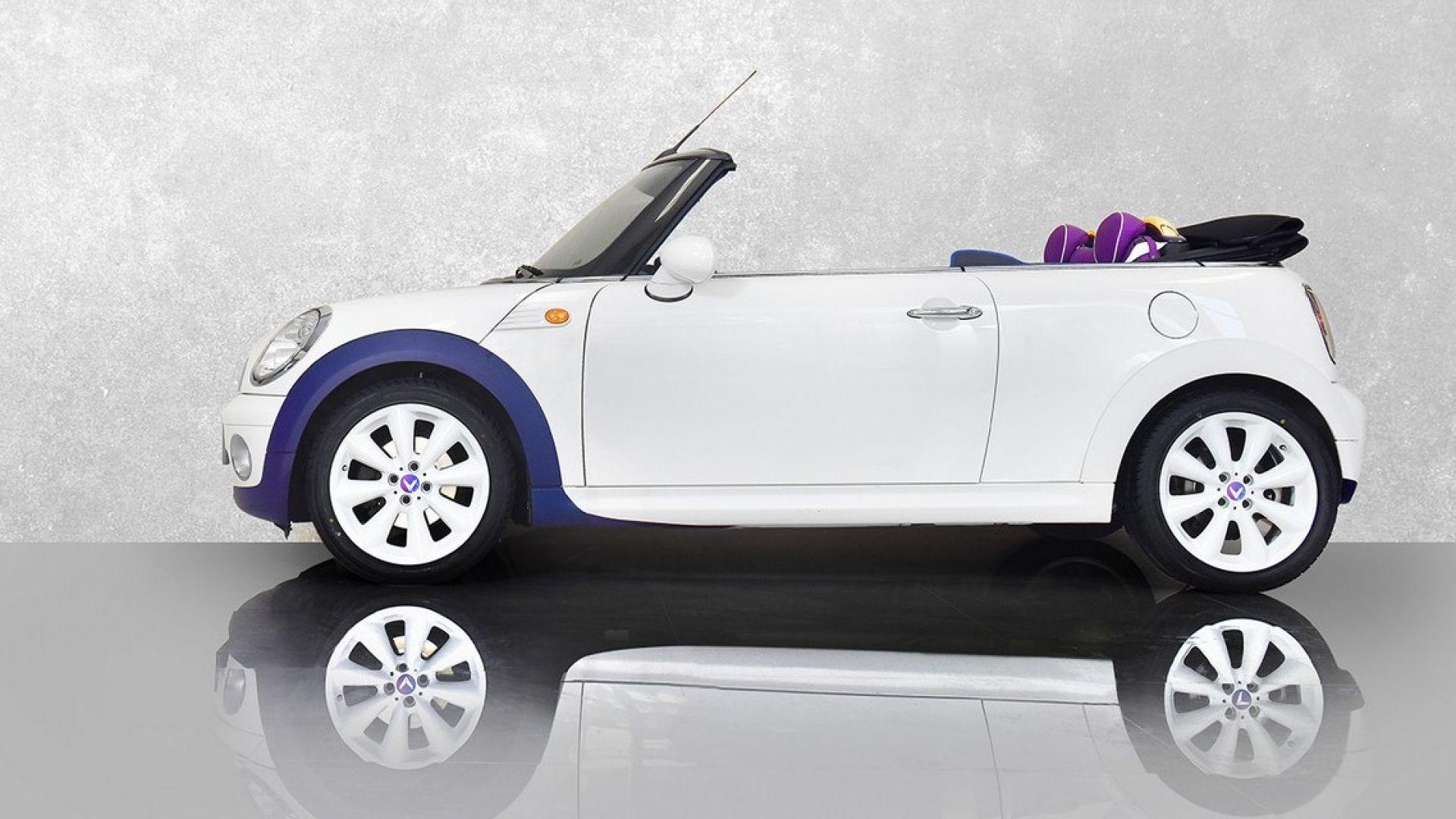 tuning mini one cabrio by vilner motorbox. Black Bedroom Furniture Sets. Home Design Ideas