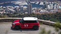Mini Paddy Hopkirk Edition sulle strade di Monte Carlo