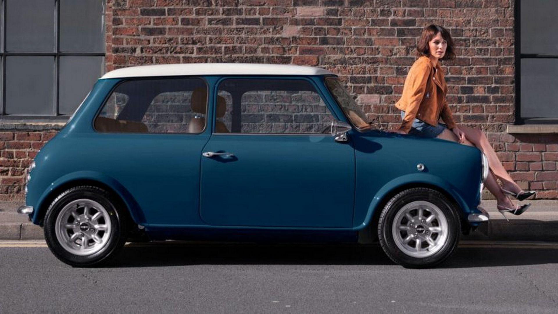 Mini Cooper Car >> Auto d'epoca - Mini Remastered: il ritorno del mito - MotorBox