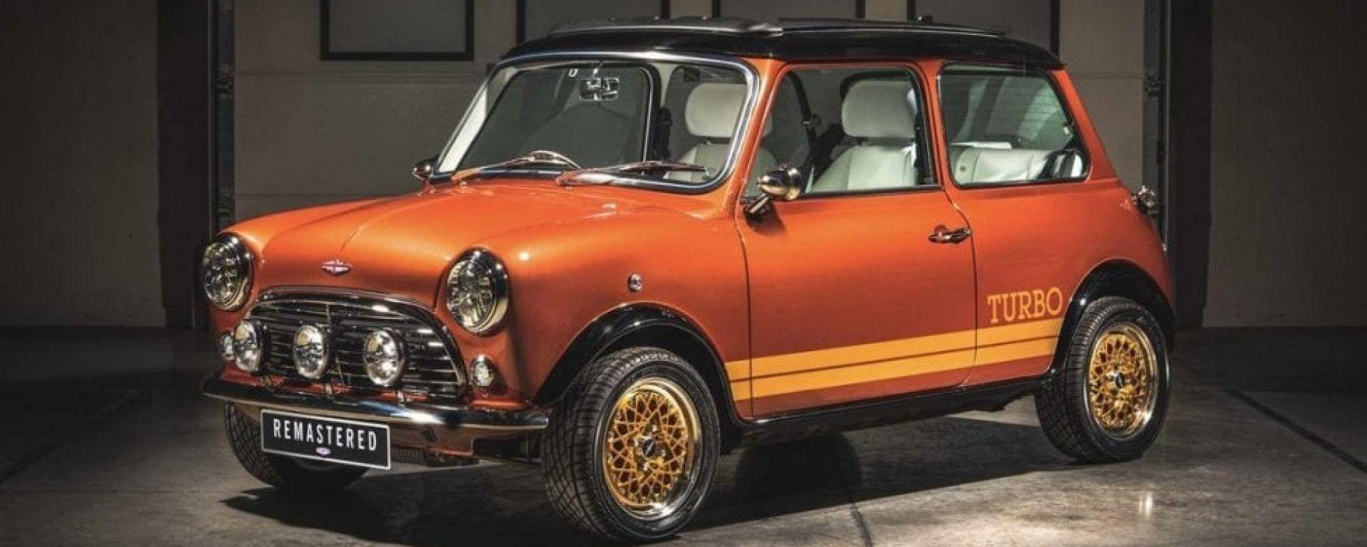 Mini Remastered: una one off ispirata alla Lotus di 007