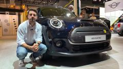 Mini SE, l'elettrica in video dal Salone di Francoforte 2019 - Immagine: 1