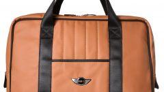 MINI: una linea di borse con gli scarti della Roadster - Immagine: 24