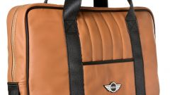 MINI: una linea di borse con gli scarti della Roadster - Immagine: 25