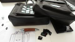 MINI: una linea di borse con gli scarti della Roadster - Immagine: 8
