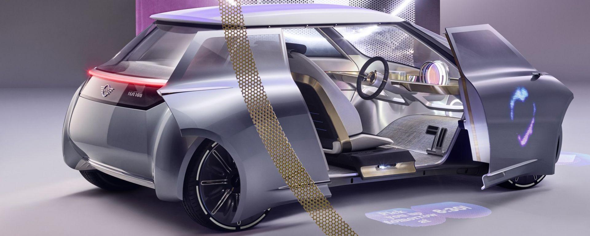 Mini Vision Next 100: ecco come saranno le Mini del futuro