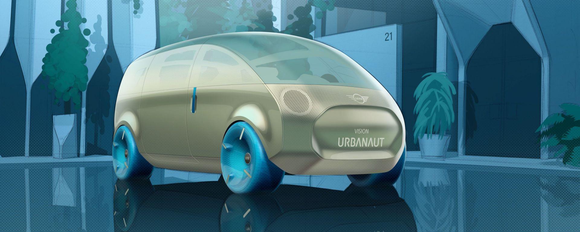 Mini Vision Urbanaut: il concept diventa virtuale