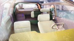 Mini Vision Urbanaut: il cruscotto in posizione di uso per la guida