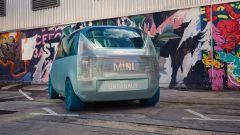 Mini Vision Urbanaut: visuale di 3/4 posteriore