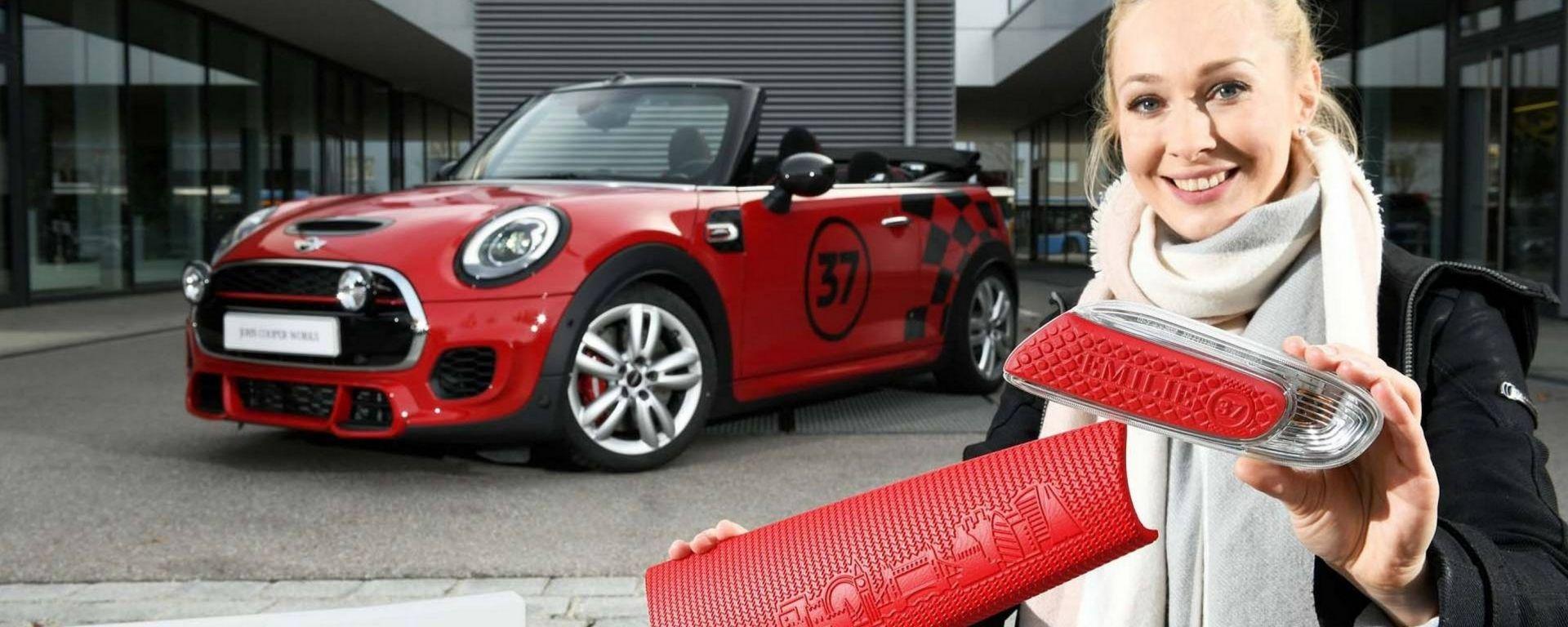 Mini Yours Customised: la personalizzazione dell'auto 2.0