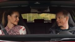 Raikkonen e la moglie Minttu protagonisti del nuovo spot Alfa Romeo