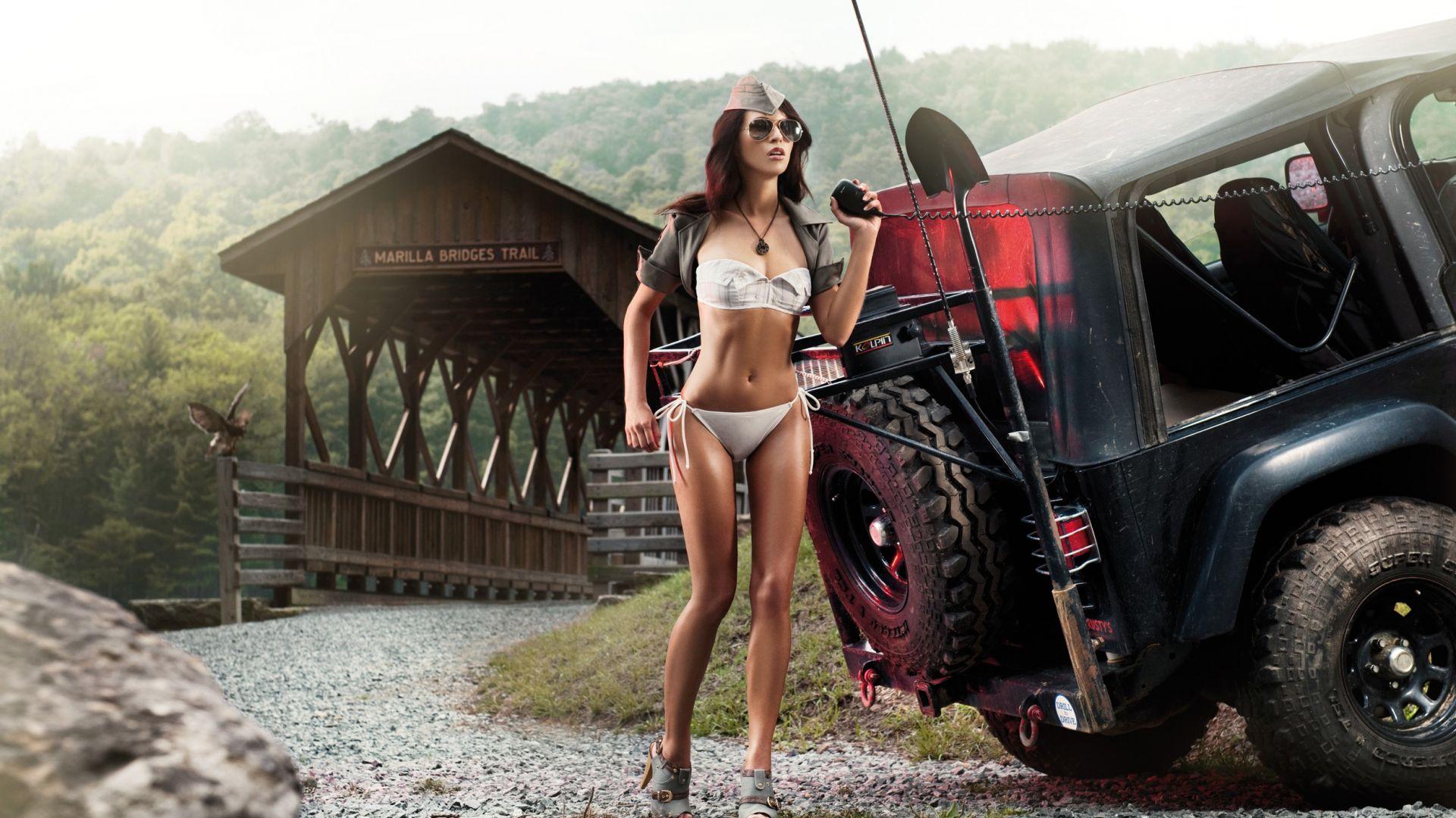Immagine 5: Miss Tuning: il calendario 2011