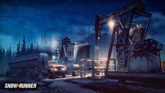 Missioni anche di notte in Snowrunner