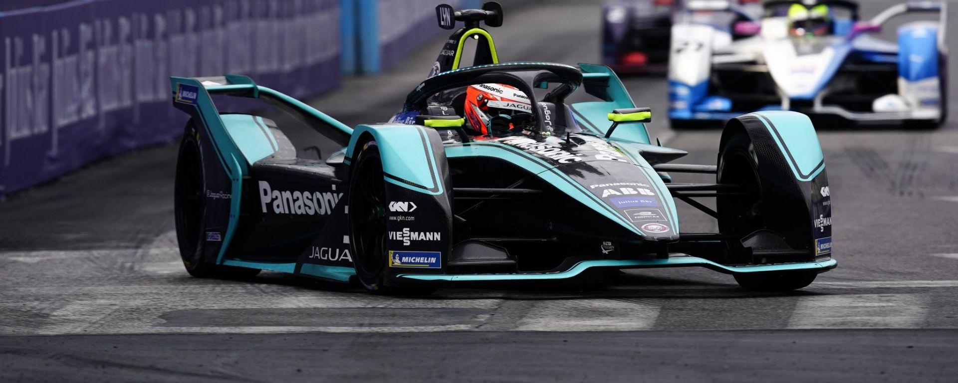 Mitch Evans è il vincitore del secondo ePrix di Roma