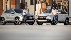 Mitsubishi ASX 2018 diesel e ASX benzina: prova confronto, consumi, costi