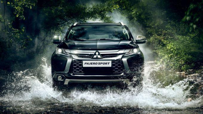 Mitsubishi: crisi di vendite, stop a Pajero