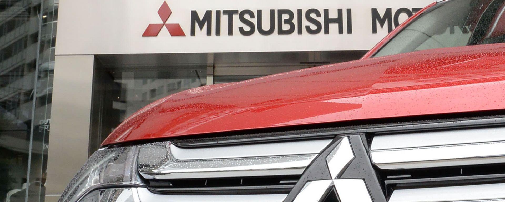Mitsubishi: crisi di vendite