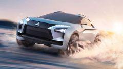 Mitsubishi  e-Evolution Concept: torna la mitica Evo - Immagine: 1