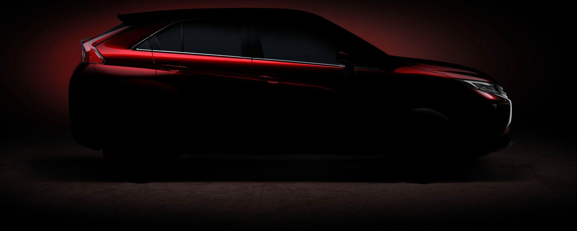 Mitsubishi: ecco il nuovo SUV compatto che presenterà al salone di Ginevra