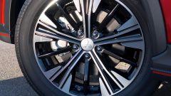 Mitsubishi Eclipse Cross 2018 - dettaglio cerchi Alloy
