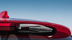 Mitsubishi Eclipse Cross 2018 - dettaglio spoiler posteriore