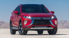 Mitsubishi Eclipse Cross 2018 - il Dinamic Shield, la calandra anteriore tridimensionale