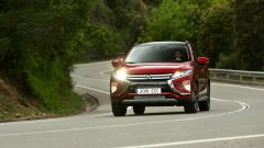 Mitsubishi Eclipse Cross 2018 in azione