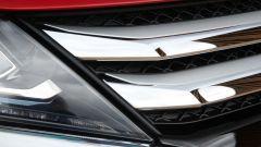 Mitsubishi Eclipse Cross 2018, la griglia