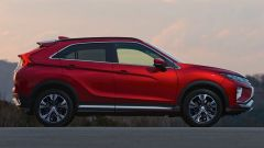 Mitsubishi Eclipse Cross 2018 - sideview esterna