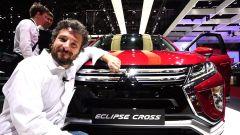 Mitsubishi Eclipse Cross: in video dal Salone di Ginevra 2017 - Immagine: 1