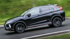 Mitsubishi Eclipse Cross Knight: look total black