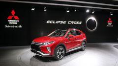 Mitsubishi Eclipse Cross: la presentazione al Salone di Ginevra 2017