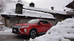 Mitsubishi Eclipse Cross, con trazione S-AWC non teme la neve - Immagine: 2