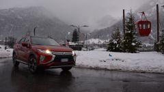 Mitsubishi Eclipse Cross, con trazione S-AWC non teme la neve - Immagine: 6