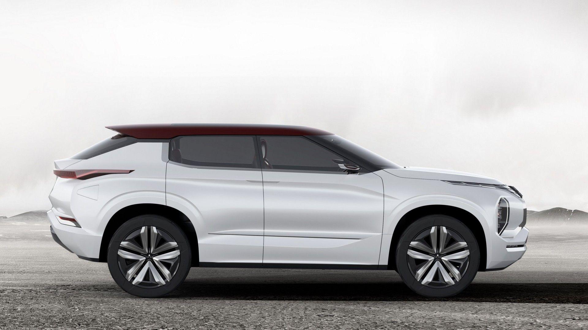 Salone di Parigi 2016: Mitsubishi GT-PHEV Concept: un suv ...