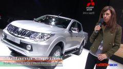 Mitsubishi: il video dallo stand - Immagine: 6