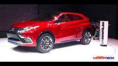 Mitsubishi: il video dallo stand - Immagine: 1
