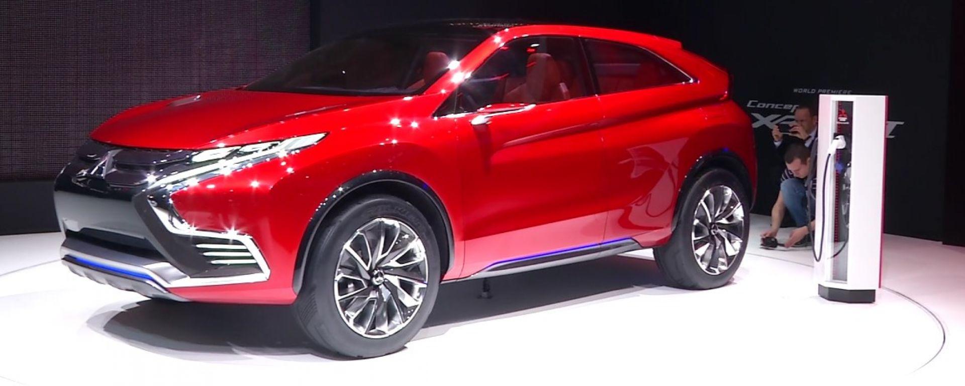 Mitsubishi: il video dallo stand