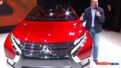 Mitsubishi: il video dallo stand - Immagine: 3