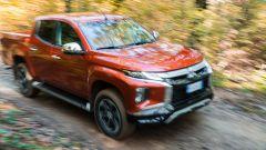 Mitsubishi L200: c'è la nuova modalità Off Road