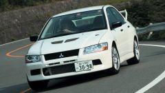 Mitsubishi Lancer Evo XI: torna una nuova Lancer Evolution? - Immagine: 6