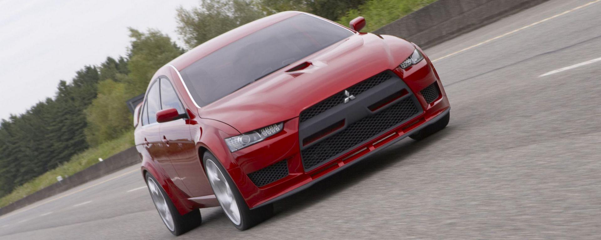 Mitsubishi Lancer Evo XI: torna una nuova Lancer Evolution?