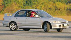Mitsubishi Lancer Evolution I 1992-94