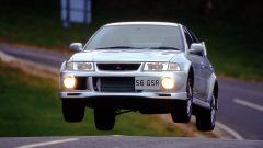Mitsubishi Lancer GSR Evolution VI 1999–2000
